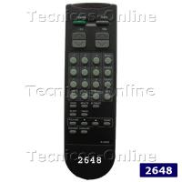 2648 Control Remoto TV RC18147 18C30 CITIZEN GRUNDIG NOKIA NOBLE