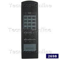 2698 Control Remoto TV PHILIPS TRENDSET