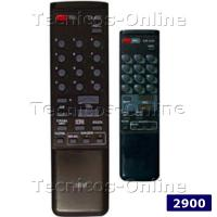 2900 Control Remoto TV CR230 HITACHI